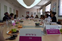 בחירות 2018- תהיה או לא תהיה? קואליציית נשים , 11.6.17