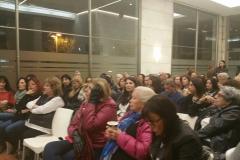 המפגש החברתי החודשי 20.2.17 עם בוגי יעלון- שר הבטחון לשעבר