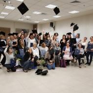 טקס סיום קורס דירקטוריות מועצה איזורית מנשה 20 במרץ 2018