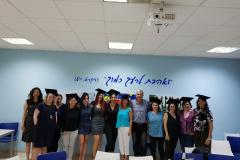 טקס סיום קורס דירקטוריות צור יגאל, 6.6.2018