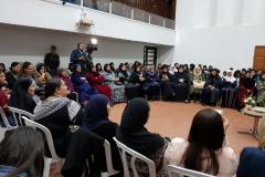 """מפגן הצדעה לנשים פורצות דרך 20.12.17 במתנ""""ס שיקאגו בלוד"""