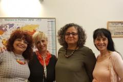 """מפגש להצגת המדד המגדרי עם חה""""כ עאידה סולימאן תומא, יו""""ר הועדה לקידום מעמד האישה"""