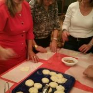 סדנא לבישול ערבי, בביתה של משפחת דסוקי ביפו- 9.3.2017