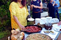 שגריר שבדיה- מסיבת משלחת שבדיה לאירוויזיון 2019