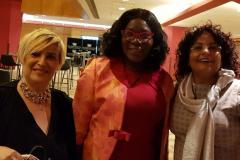 """שגרירות גאנה- ארוחת ערב לכבוד שרת החוץ של גאנה, מלון """"דן פנורמה"""", ת""""א 6.11.18"""