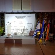 שגרירות גרמניה - יום איחוד גרמניה ישראל וקבלת פנים לשגרירה החדשה הנכנסת- קיבוץ גליל ים, הרצליה 22.10.18