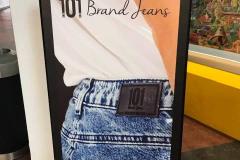 תערוכת GJ ציורים על ג'ינסים דיזנגוף סנטר 5.11.19