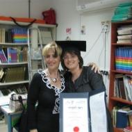 סיום קורס דירקטוריות פתח תקווה ינואר-אפריל 2014