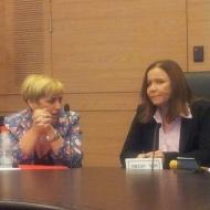מפגשים בכנסת לקידום נשים