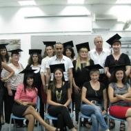 """קורס דירקטוריות רמת גן, יולי 2012 הקורס התקיים באשכול הפיס"""" אוהל שם"""", ר""""ג."""