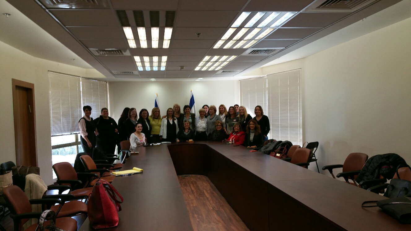 יום פגישות בכנסת 5 בינואר 2016
