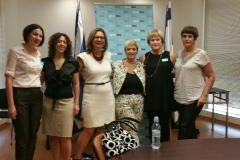 יום פגישות בכנסת 28 ביולי 2015
