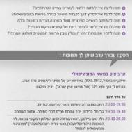 יום עיון מוניציפלי בסמינר הקיבוצים - מאי 2012 רמת אביב