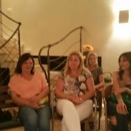 """המפגש החברתי החודשי של פרלמנט הנשים, 30 ביולי 2015, שיכון דן, ת""""א"""