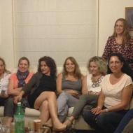 """המפגש החברתי החודשי של נשות יה""""ל ופרלמנט הנשים"""