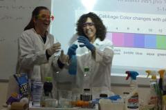 פרויקט מדעניות העתיד- עידוד נערות ללימודי מדעים- פורום מדע וטכנולוגיה