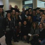 סיום קורס דירקטוריות שוהם- 8 בפברואר 2016